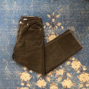 Vintage Levi's Corduroy Pants 29